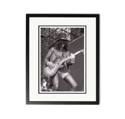 Guns N' Roses / Slash - 'Rare Limited Edition Fine Art Print'-0