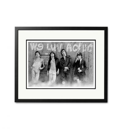 AC/DC / Angus Young - 'Rare Limited Edition Fine Art Print'-0