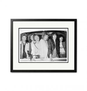 Rolling Stones – 'Rare Limited Edition Fine Art Print'