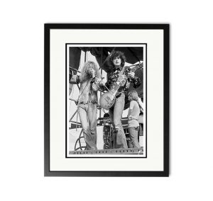 Led Zeppelin – 'Rare Limited Edition Fine Art Print'