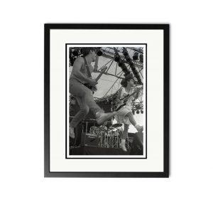 Electric Pandas – 'Rare Limited Edition Fine Art Print'