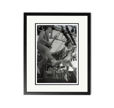 Electric Pandas - 'Rare Limited Edition Fine Art Print'-0