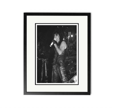 Alice Cooper - 'Rare Limited Edition Fine Art Print'-0