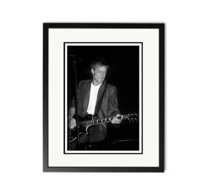 Bryan Adams – 'Rare Limited Edition Fine Art Print'