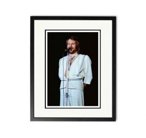 ABBA / Benny Andersson – 'Rare Limited Edition Fine Art Print'
