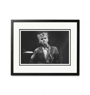 Crowded House / Neil Finn – 'Rare Limited Edition Fine Art Print'