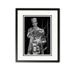 Culture Club / Boy George – 'Rare Limited Edition Fine Art Print'