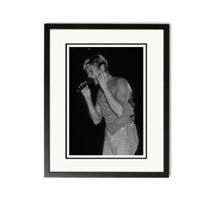 Duran Duran / Simon Le Bon – 'Rare Limited Edition Fine Art Print'