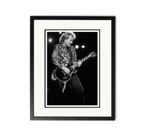 Foreigner / Lou Gramm – 'Rare Limited Edition Fine Art Print'