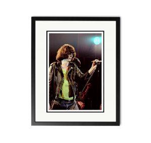 Ramones / Joey Ramone – 'Rare Limited Edition Fine Art Print'