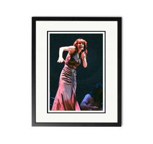 Kate Bush – 'Rare Limited Edition Fine Art Print'
