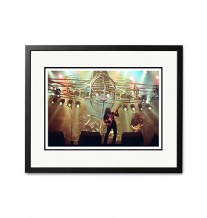Motorhead / Lemmy Kilmister – 'Rare Limited Edition Fine Art Print'
