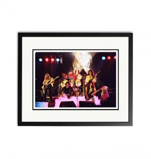 Iron Maiden – 'Rare Limited Edition Fine Art Print'