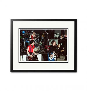 Clash – 'Rare Limited Edition Fine Art Print'