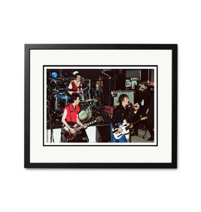 Clash - 'Rare Limited Edition Fine Art Print'-0