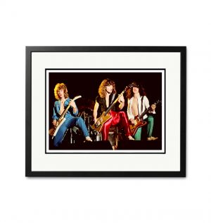 Def Leppard – 'Rare Limited Edition Fine Art Print'