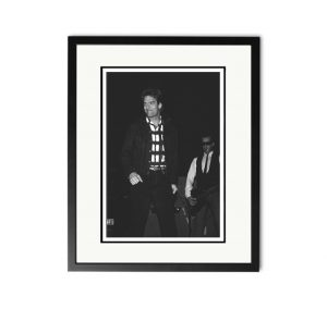 Huey Lewis – 'Rare Limited Edition Fine Art Print'