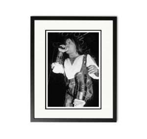 Iron Maiden / Bruce Dickinson – 'Rare Limited Edition Fine Art Print'