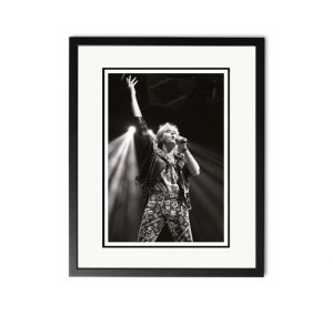 Def Leppard / Joe Elliott – 'Rare Limited Edition Fine Art Print'