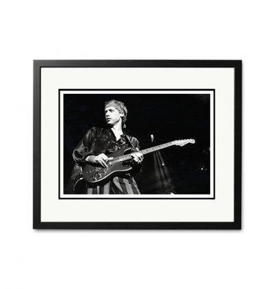 Dire Straits / Mark Knopfler - 'Rare Limited Edition Fine Art Print'-0
