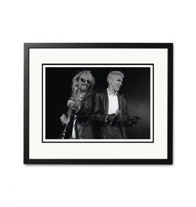Eurythmics - 'Rare Limited Edition Fine Art Print'-0
