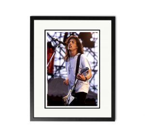 Foo Fighters – 'Rare Limited Edition Fine Art Print'