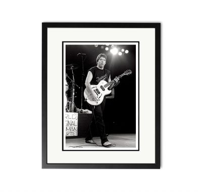 George Thorogood - 'Rare Limited Edition Fine Art Print'-0