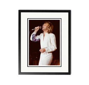 ABBA / Bjorn Ulvaeus – 'Rare Limited Edition Fine Art Print'