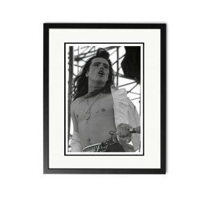 Cult / Ian Astbury – 'Rare Limited Edition Fine Art Print'