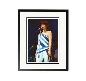 ABBA / Anni-Frid Lyngstad – 'Rare Limited Edition Fine Art Print'