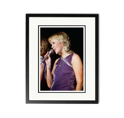 ABBA / Agnetha Faltskog - 'Rare Limited Edition Fine Art Print'-0