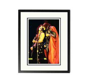 Kiss – 'Rare Limited Edition Fine Art Print'