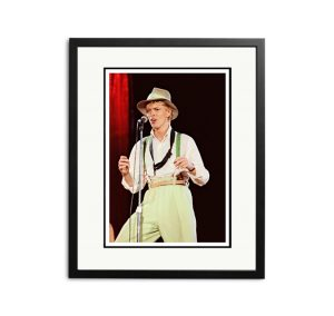 David Bowie – 'Rare Limited Edition Fine Art Print'