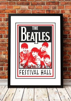 The Beatles 'Festival Hall' Melbourne, Australia 1964