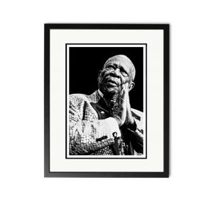 BB KIng – 'Rare Limited Edition Fine Art Print'