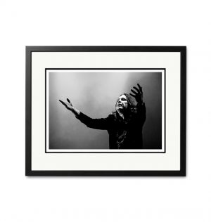 Black Sabbath / Ozzy Osbourne – 'Rare Limited Edition Fine Art Print'