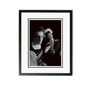 Split Enz / Tim Finn / Phil Judd – 'Rare Limited Edition Fine Art Print'