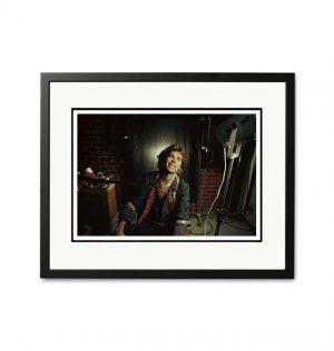 Dragon / Marc Hunter – 'Rare Limited Edition Fine Art Print'