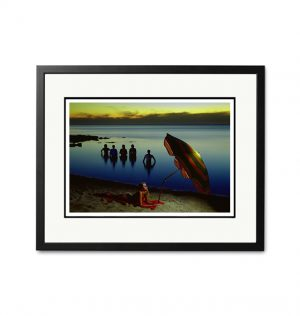Australian Crawl / Boys Light Up – 'Rare Limited Edition Fine Art Print'