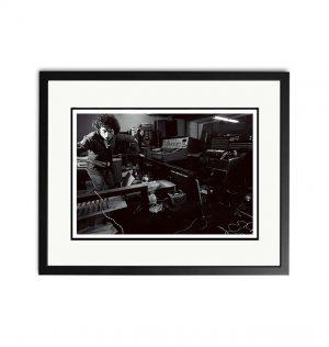 Mondo Rock / Ross Wilson – 'Rare Limited Edition Fine Art Print'