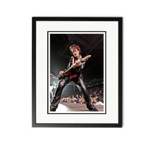 Aerosmith / Joe Perry – 'Rare Limited Edition Fine Art Print'