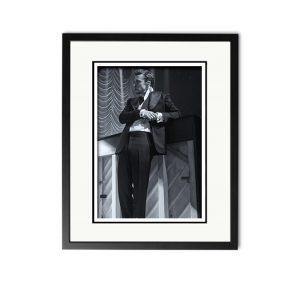 Justin Timberlake – 'Rare Limited Edition Fine Art Print'