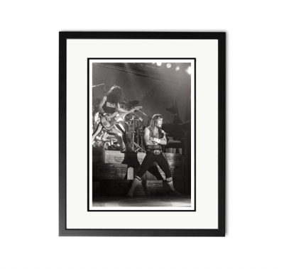 Iron Maiden - 'Rare Limited Edition Fine Art Print'-0