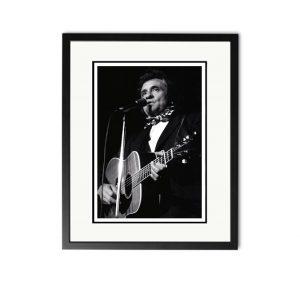 Johnny Cash – 'Rare Limited Edition Fine Art Print'