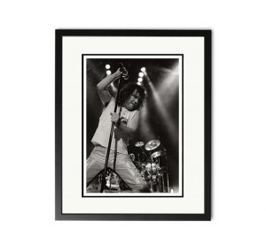 Cold Chisel / Jimmy Barnes – 'Rare Limited Edition Fine Art Print'