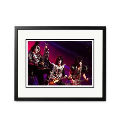 Kiss - 'Rare Limited Edition Fine Art Print'-0