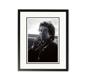 AC/DC / Bon Scott – 'Rare Limited Edition Fine Art Print'