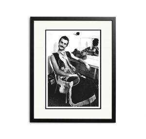 "Skyhooks / ""Freddie"" Strauks – 'Rare Limited Edition Fine Art Print'"