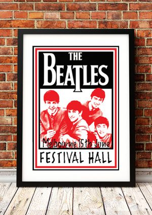 Beatles 'Festival Hall' – Melbourne Australia 1964