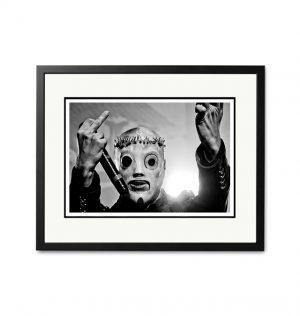 Slipknot – 'Rare Limited Edition Fine Art Print'